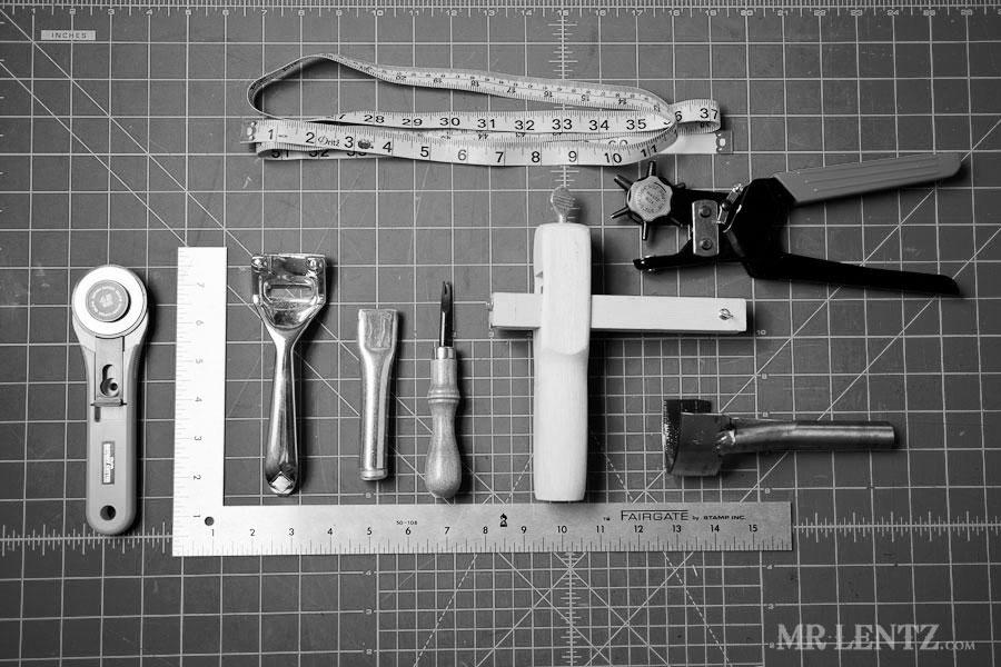 Tools for handmade, from mrlentz