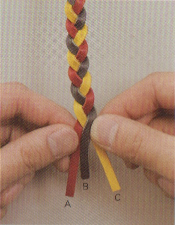 Three Flat Weaving 5