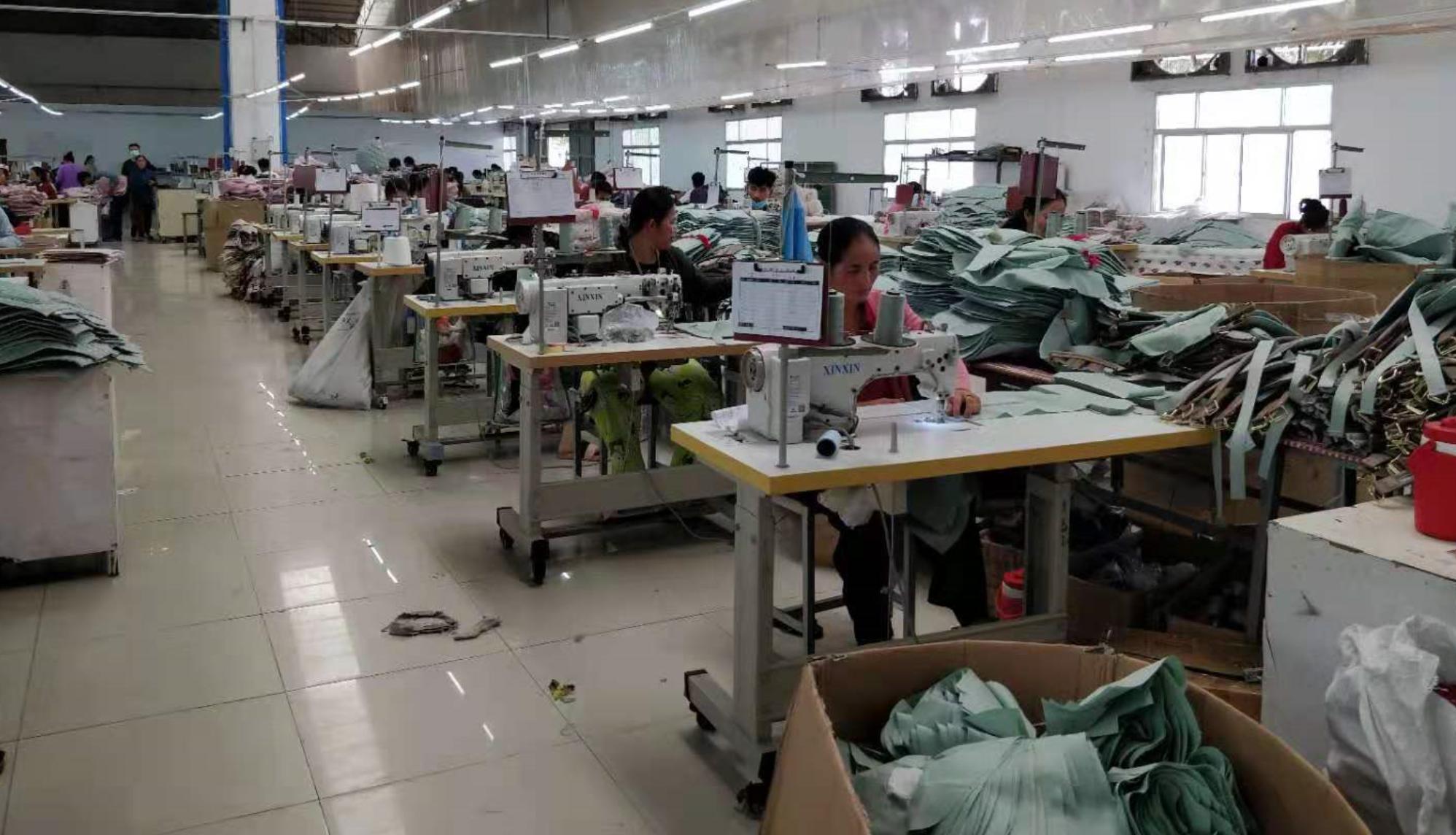 Cambodia Handbag Factory Workshop