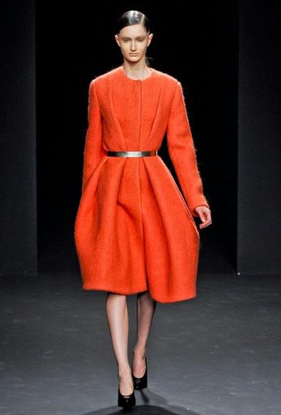 Calvin Klein collection women's fall 2012 runway show