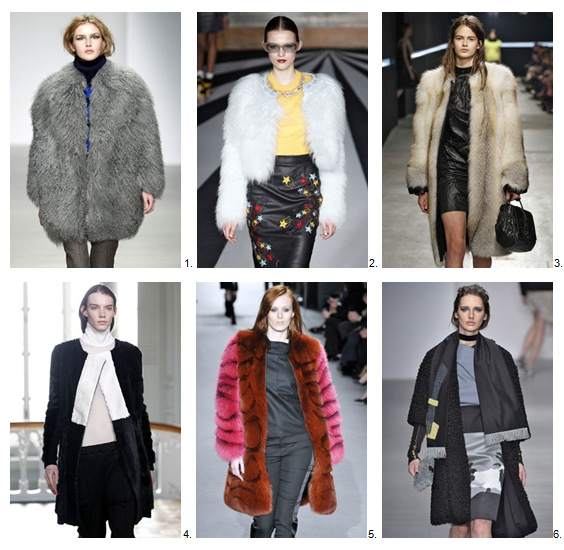 London Popular Trend # 4 - breasted coat