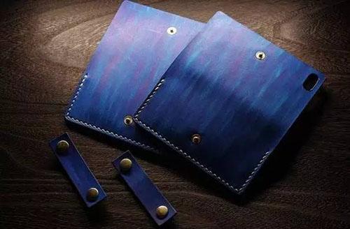The parts of wallet & holder set #3