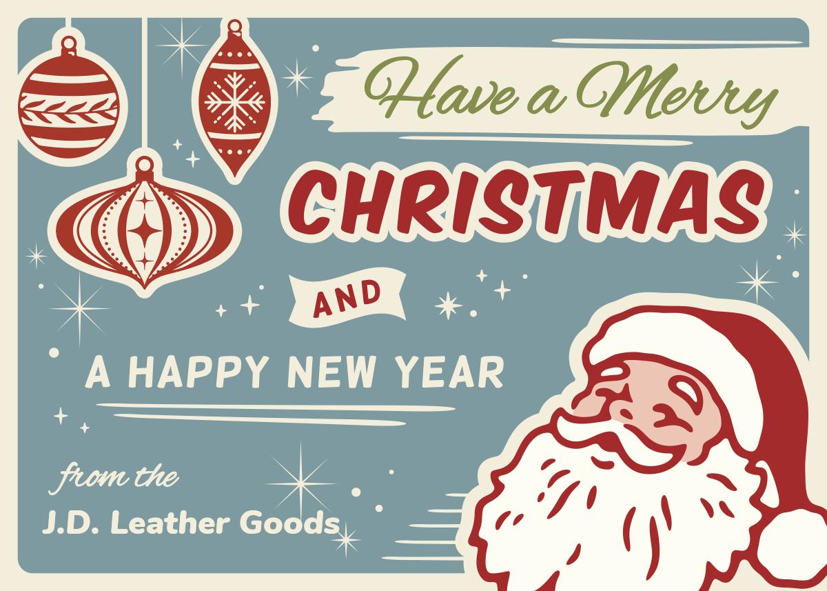 J.d. Leather Goods