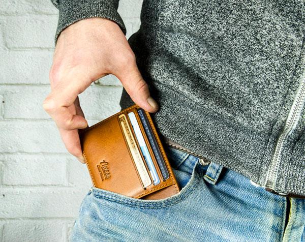 Carrying?your wallet in front pocket or secret pocket