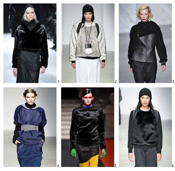 London fashion trends 6 - sports pullovers