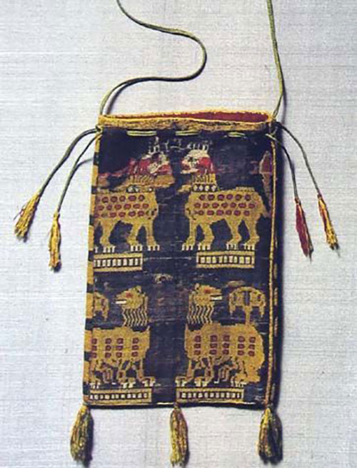 Wallet in 10th century AD