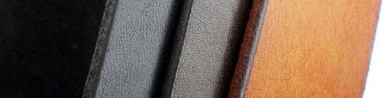 pores full grain leather belt