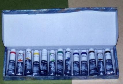 Acrylic based dyes