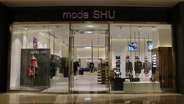 moda SHU store