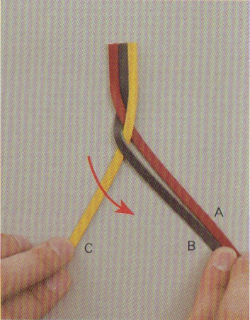Three Flat Weaving 3