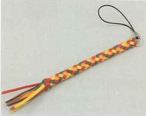 Eight-string Round Braided Leather