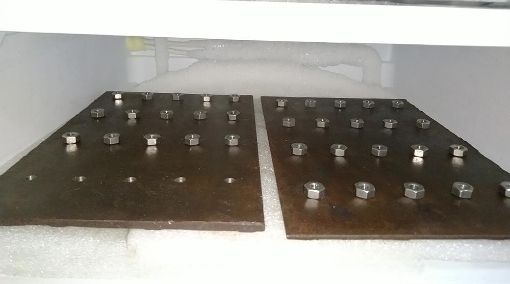 Set Screw Hydrogen Embrittlement