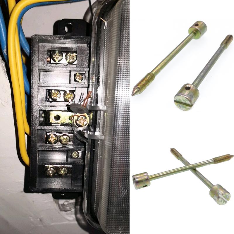 Electric Meter Screw