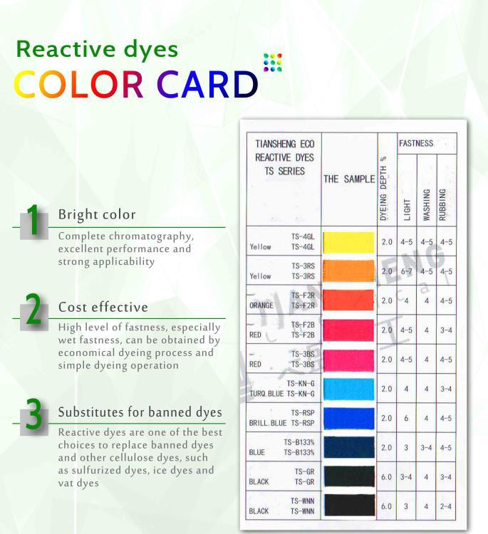Reactive Dyes Color